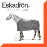 Derka polarowa Eskadron STAMPED Reflexx wiosna/lato 2020 - grey