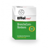 Drażetki ziołowe na kaszel BronchoCare -Dragges 44g - EFFOL