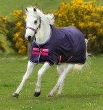Derka padokowa 200g 900D AMIGO Hero - Pony - HORSEWARE - Grape & Pink / White & Powder Blue