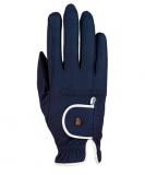 Rękawiczki LONA 3301-336 - Roeckl - navy/white
