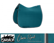 Potnik Eskadron COTTON - CLASSIC SPORTS - jesień-zima 2019/2020 - PONY - tealblue