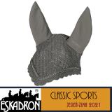 PRZEDSPRZEDAŻ Nauszniki CRYSTAL - Classic Sports A/W 21 - Eskadron - steel grey