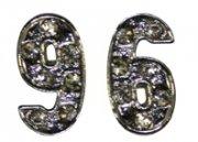 Cyfra 6 lub 9 małe do naczółka - HKM