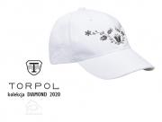 Czapka z daszkiem DIAMOND kolekcja 2020 - Torpol