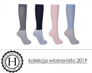 Podkolanówki MURRIETA kolekcja wiosna-lato 2019 - Harcour