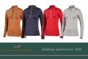 Bluza funkcyjna PAGE kolekcja jesień-zima 2019 - Schockemohle