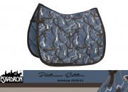 Potnik GLOSSY DESSIN PLATINUM EDITION 2020/21 - Eskadron - vintageblue