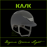 Kask Dogma Chrome Light - KASK - antracytowy - roz. 55-56