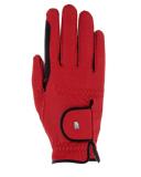 Rękawiczki LONA 3301-336 - Roeckl - red