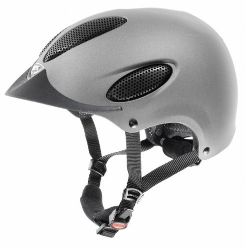 Kask UVEX perfexxion Active antracytowy matowy