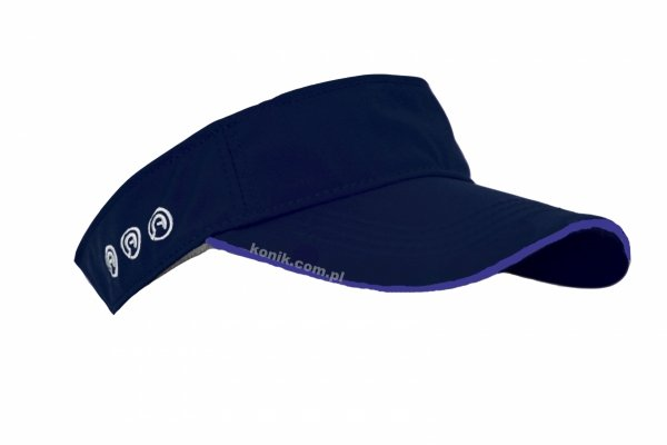 Daszek ANKY®TECHNICAL CASUAL Visor - Dark Blue