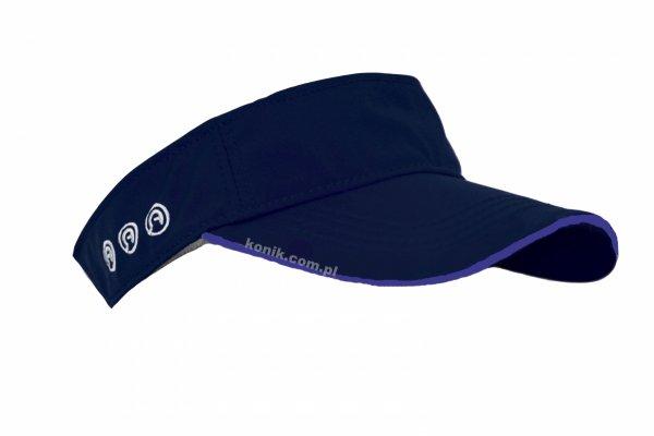 Daszek ANKY®TECHNICAL CASUAL Visor - Dark Blue