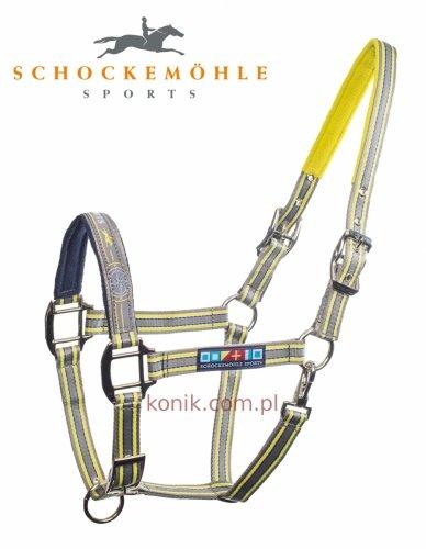 Kantar MEMPHIS Schockemohle z kolekcji wiosna-lato 2015 - steel stripe