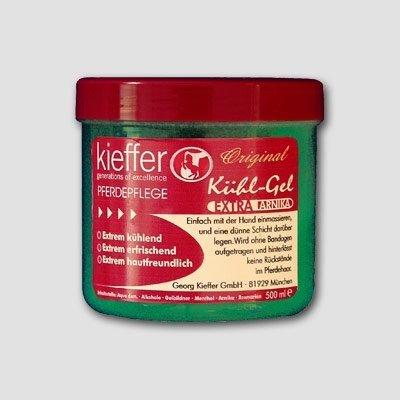 Żel chłodzący extra z arniką 500ml - Kieffer