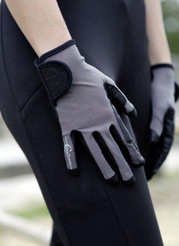 Rękawiczki jeździeckie letnie ELINA - Covalliero