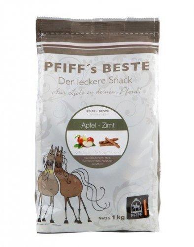 Cukierki dla konia BESTE 1kg - PFIFF - jabłko/cynamon