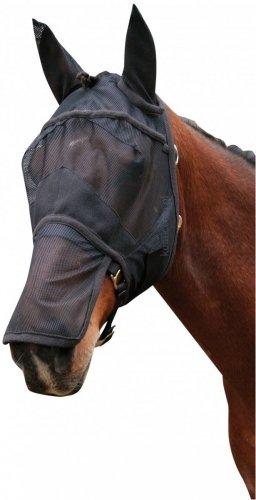 Maska siatkowa przeciw owadom z ochroną nosa - Harry's Horse