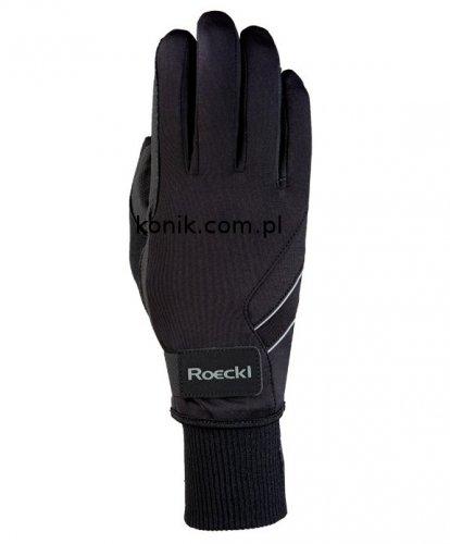 Rękawiczki zimowe Roeckl WESTHILL 3303-554 - WIND STOPPER