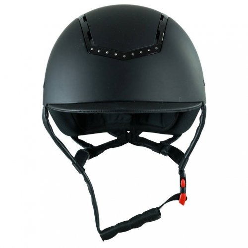 Kask EMPIRE - Horze - black/shining