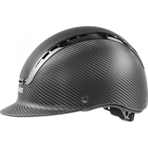 Kask UVEX model SUXXEED carbon style - black