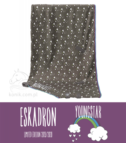 Derka polarowa JERSEY CLOUDS - YOUNGSTAR 2019/20 - Eskadron - koala grey