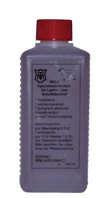 Płyn do prania futer owczych oraz wełny MELP 2500ml - MATTES