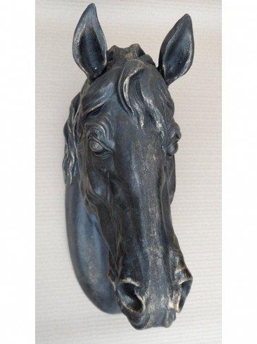 Ozdoba na ścianę głowa konia - Gray's