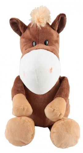 Pluszowy konik brązowy 25 cm - PFIFF