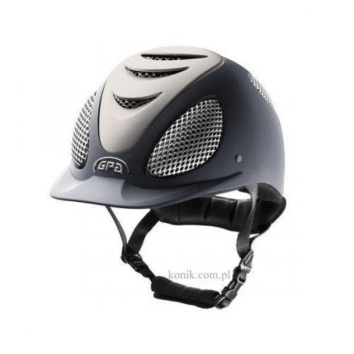 Kask GPA Speed AIR EVOLUTION Bicolor navy/silver