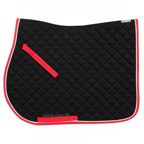 Potnik Trainer Pad black/red - Schockemohle