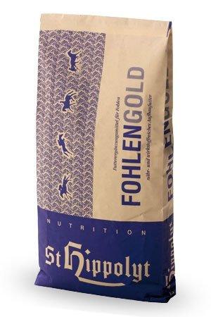 St Hippolyt Fohlengold - mieszanka dla źrebiąt od trzeciego tygodnia życia - 20 kg
