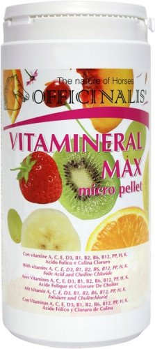 VITAMINERAL MAX  naturalne witaminy, minerały i pierwiastki śladowe - OFFICINALIS