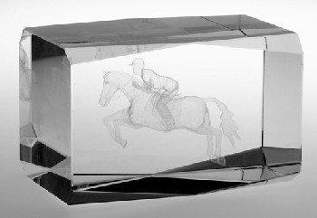Blok ze wzmacnianego szkła- wzór 2
