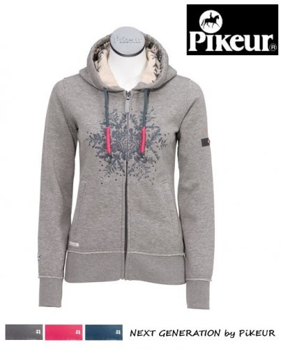 Bluza Pikeur JUDITH - light grey melange