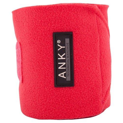 Bandaże polarowe kolekcja wiosna-lato 2018 - ANKY - raspberry