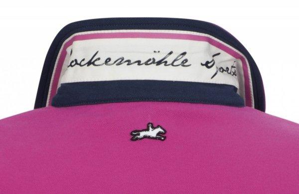 Koszulka damska polo MELISA Schockemohle z kolekcji wiosna-lato 2014 - orchid
