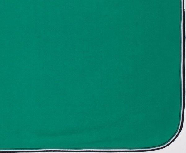 Derka polarowa Eskadron z kolekcji CLASSIC SPORTS wiosna-lato 2015 - smaragd green