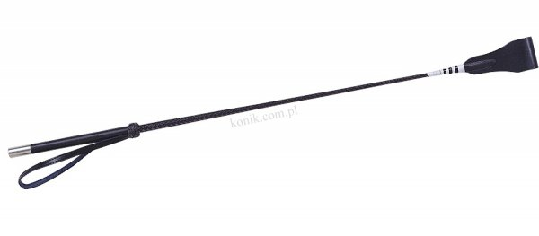 Bat skokowy ze skórzaną rączką 65cm - FLECK