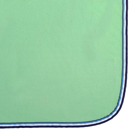 Derka polarowa Eskadron z kolekcji CLASSIC SPORTS wiosna-lato 2016 - mintgreen