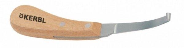 Nóż Profi do kopyt - lewy - wąski - KERBL