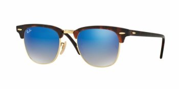 OKULARY RAY-BAN® CLUBMASTER  RB 3016 990/7Q 51