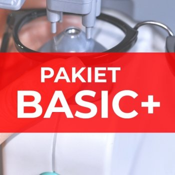 PAKIET BASIC+ Super odświeżenie okularów Ray-Ban® i inne