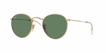 OKULARY RAY-BAN® ROUND METAL RB 3447 001 53
