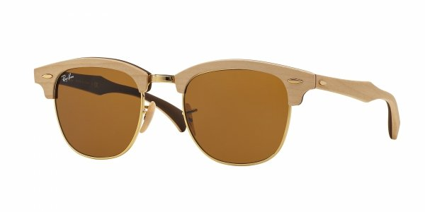 OKULARY RAY-BAN® CLUBMASTER  RB 3016M 1179 (51)