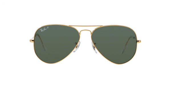 OKULARY RAY-BAN® AVIATOR  RB 3025 001/58 55