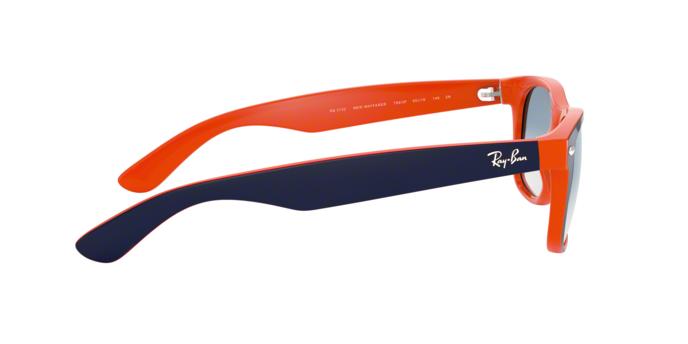 OKULARY RAY-BAN® NEW WAYFARER RB 2132 789/3F 52 ROZMIAR S