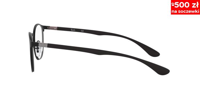 OKULARY KOREKCYJNE RAY-BAN® RX 6355 2503 50 ROZMIAR M