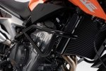 CRASHBAR/GMOL KTM 790 DUKE (18-) BLACK SW-MOTECH