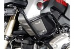 CRASHBARY GÓRNE BLACK BMW R 1200 GS (08-12) SW -MOTECH