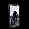 UAG Plasma - obudowa ochronna do iPhone X (niebieska przeźroczysta)